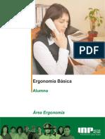Ergonomia Basica INP