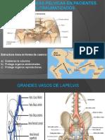 Lesiones Oseas pélvicas en pacientes poli traumatizados