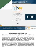 apoyo Paso 5 Elaboración sustentación de Alternativas PML