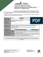 ESTRATEGIA PEDAGOGICA - INGLES 902 Y 903 JT