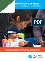 UNICEF PER Primera Infancia_ Realidad y Retos Para Una Atención Integral e Inclusiva