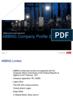 ABBNG Profile 2009