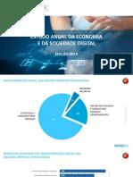 ACEPI - Estudo da Economia Digital em Portugal, edição 2019