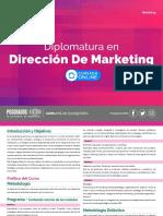 Diplomatura en Dirección de Marketing