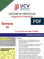 ESTUDIO DE MERCADO GESTION DE PROYECTOS