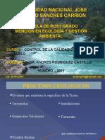 PROCESOS GEOLOGICOS. prof. andrespptx