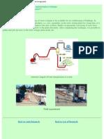 Study on snow transportation technique for snow storage plant