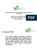 Vera7 Marketing Plan