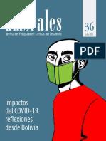 CIDES-UMSA Umbrales Nº 36 web