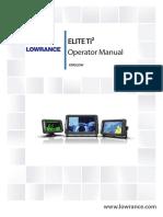 Lowrance Elite Ti2 2020