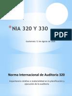 NIA 320 Y 330 GRUPO 2 UMG.pptx