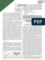 RESOLUCION N° 036-2020-OS/GRT