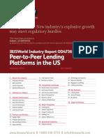 Peer-to-Peer Lending Platforms in the US - 2019