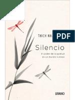 Silencio Thich Nhat Hanh.pdf