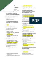 CUESTIONARIO DE NUTRICION