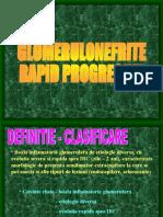 Glomerulonefrita Rapid Progresiva