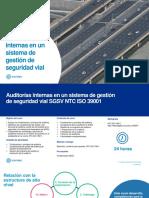 AUDITORIA SISTEMA DE GESTIÓN DE SEGURIDAD VIAL 39001