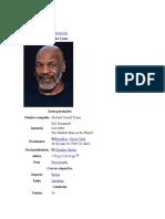 Biografia Mike Tyson