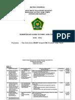 MATERI ESSENIAL GEOGRAFI  MGMP MA JATIM 2020-2021