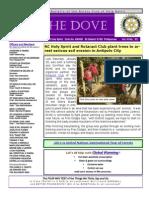 RC Holy Spirit E-Bulletin WBIII No. 22