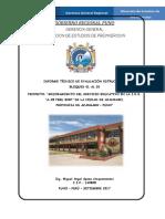 DIAGNOSTICO ESTRUCTURAL PERU BIRF