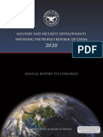 2020 Dod China Military Power Report Final