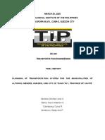 TRANSPORTATION GROUP PROJECT.docx