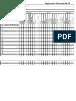Registration Form Verve 2011 JCD IBM