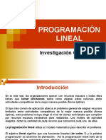 2. PROGRAMACION LINEAL 1