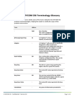 Annex MYCOM OSI Glossary