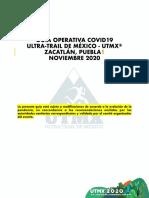 Utmx Plan Covid Zcn2020