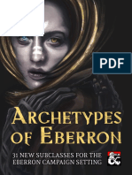 Archetypes of Eberron 104
