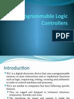 Unit 6 Programmable Logic Controller