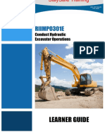 6-C-RIIMPO301E - Conduct Hydraulic Excavator Operations - Learner guide - V 1.1 02122019 (1).pdf
