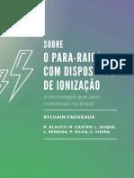 Sobre o Para-raios com Dispositivo de Ionização - 1° Edição