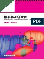 Radicales libres. 50 películas esenciales del cine experimental - Albert Alcoz.pdf