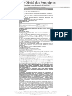 Decreto  7.864-2015 - Regimento interno Incubadora PB