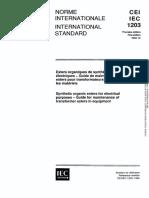 IEC 61203-1992 scan