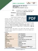 Agosto Informe Trabajo Remoto Cesar Christian Sanchez Jara Geb 2020