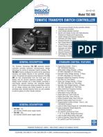 Thomson TSC800 Brocure