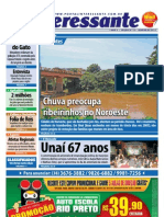 JORNAL INTERESSANTE - EDIÇÃO 13 - JANEIRO DE 2011 - UNAÍ-MG