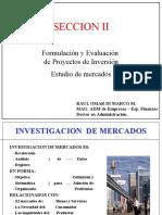 USTA CLASE 2a SEMANA ESTUDIO DE MERCADOS