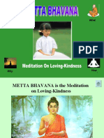 Metta Bhavana - Meditation On Loving-Kindness