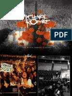 Digital Booklet - The Black Parade I