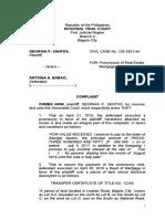 81 Complaint Foreclosure REM