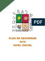 PLAN DE SEGURIDAD INICIAL