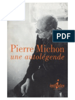 « Le regard de Pierre Michon »