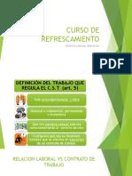 CURSO DE REFRESCAMIENTO