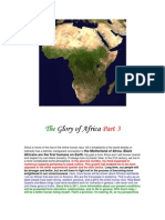 The Glory of Africa Part 3