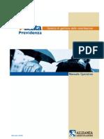 Alleata Previdenza -  Manuale web per le aziende